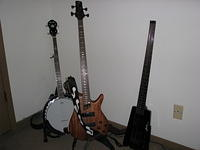 Pictures of Basses
